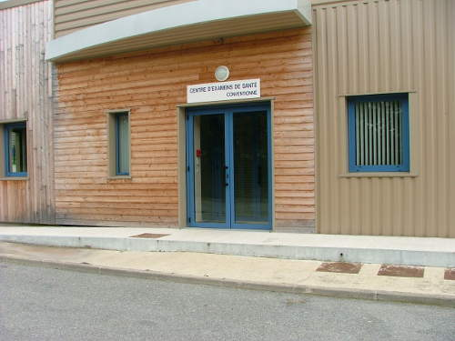 Centre d'Examens de Santé – MEAUX
